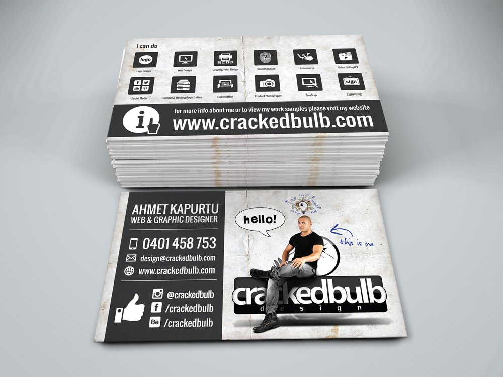 cracked-bulb-design-business-card