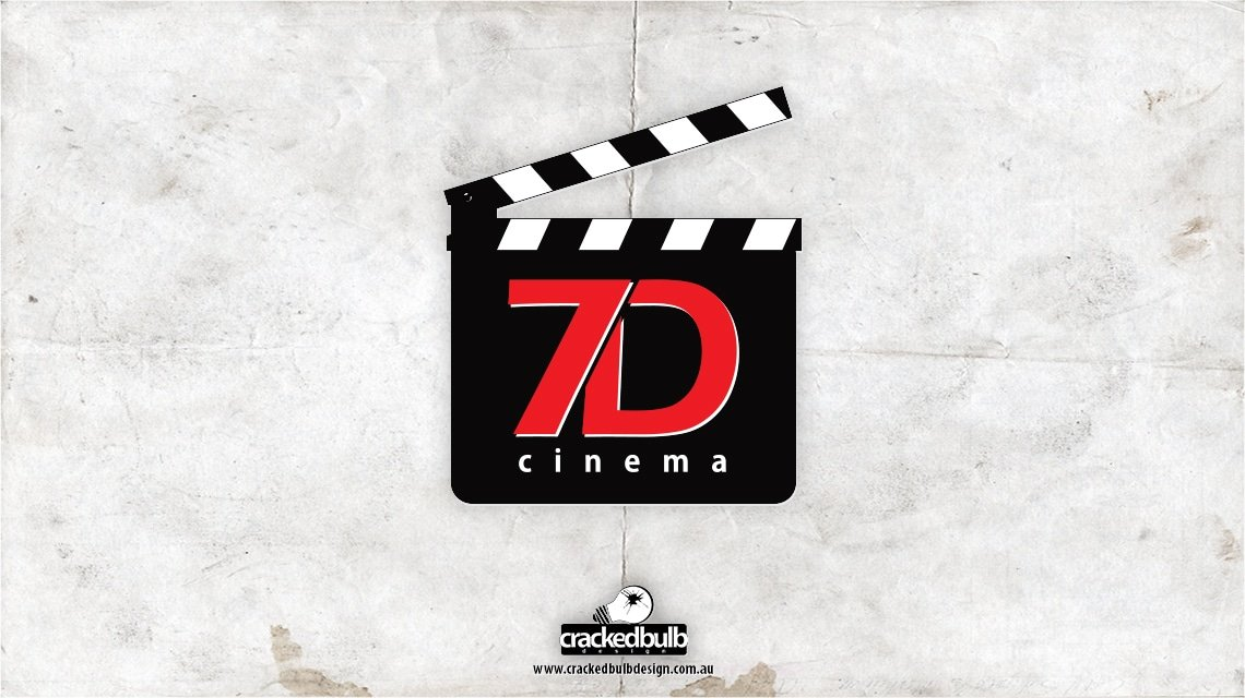 7D-cinema-gold-coast-logo-design-brisbane-cracked-bulb
