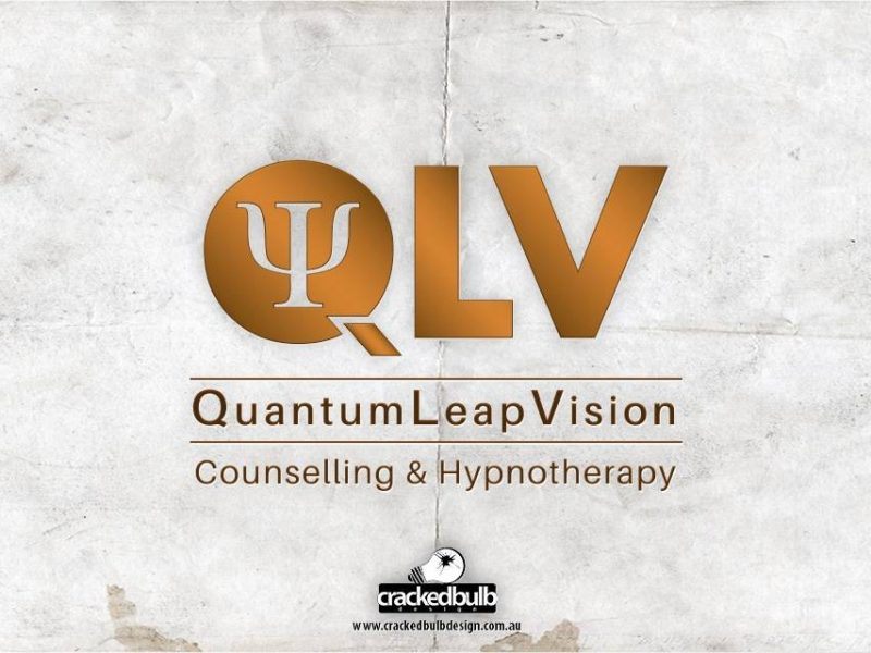 QLV Counselling and Hypnotherapy Logo Design