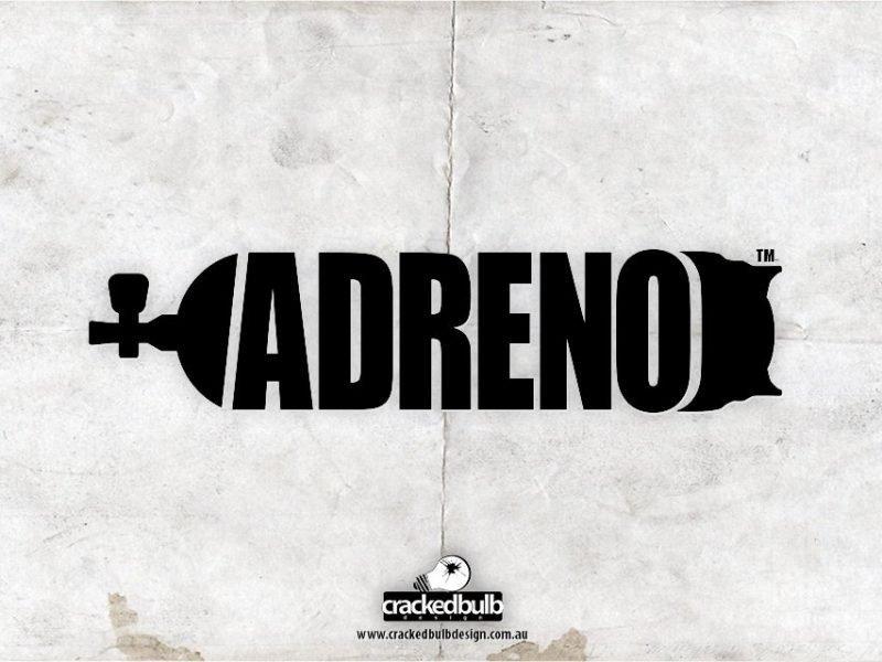 Adreno Scuba Diving Logo Design