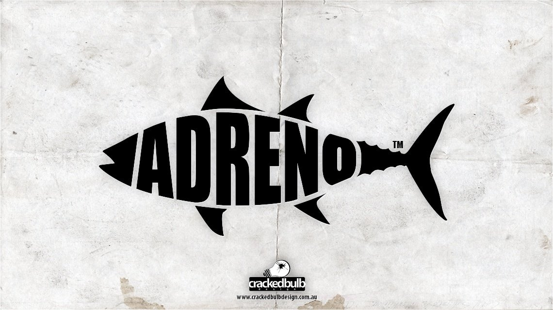 adreno-spearfishing-logo-design-brisbane-cracked-bulb