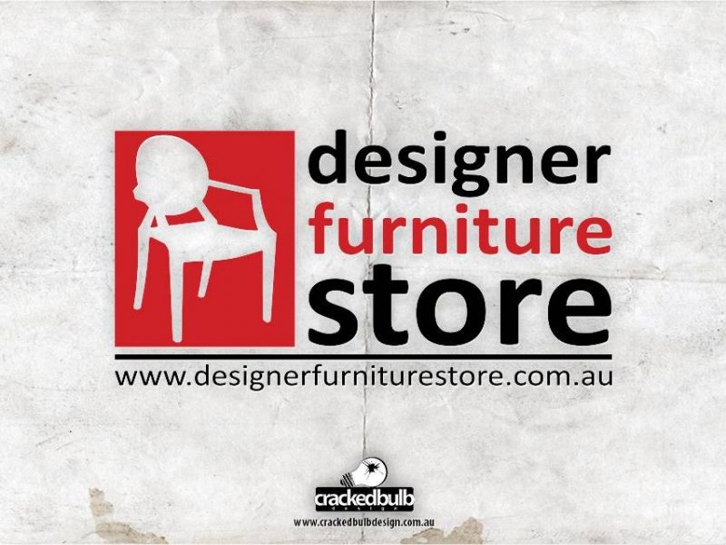 Designer Furniture Store Logo Design