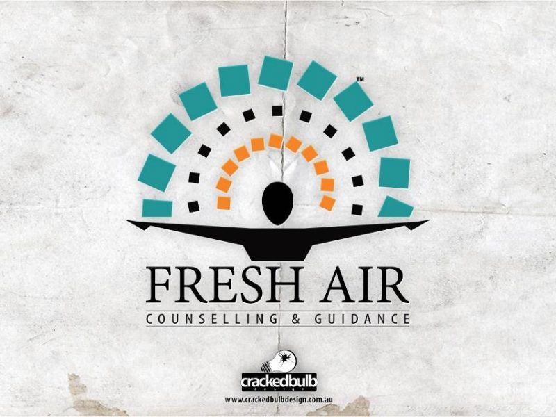 Fresh Air Councelling Logo Design