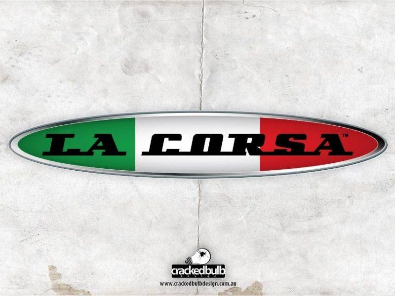 La Corsa Logo Design