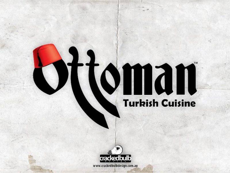 Ottoman Restaurant Logo Design