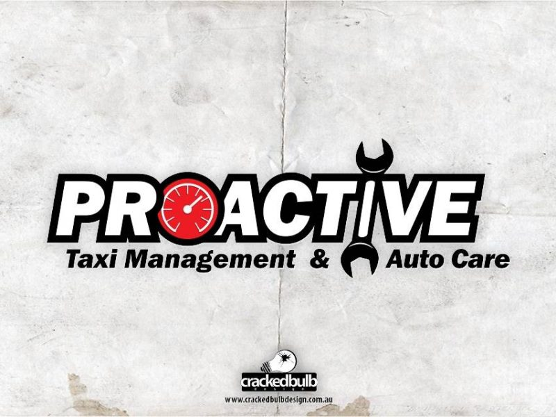 Proactive Auto Care Logo Design