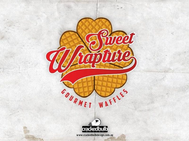 Sweet Wrapture Logo Design
