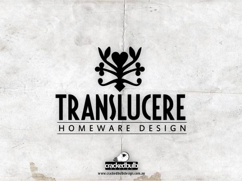 Translucere Homeware Logo Design