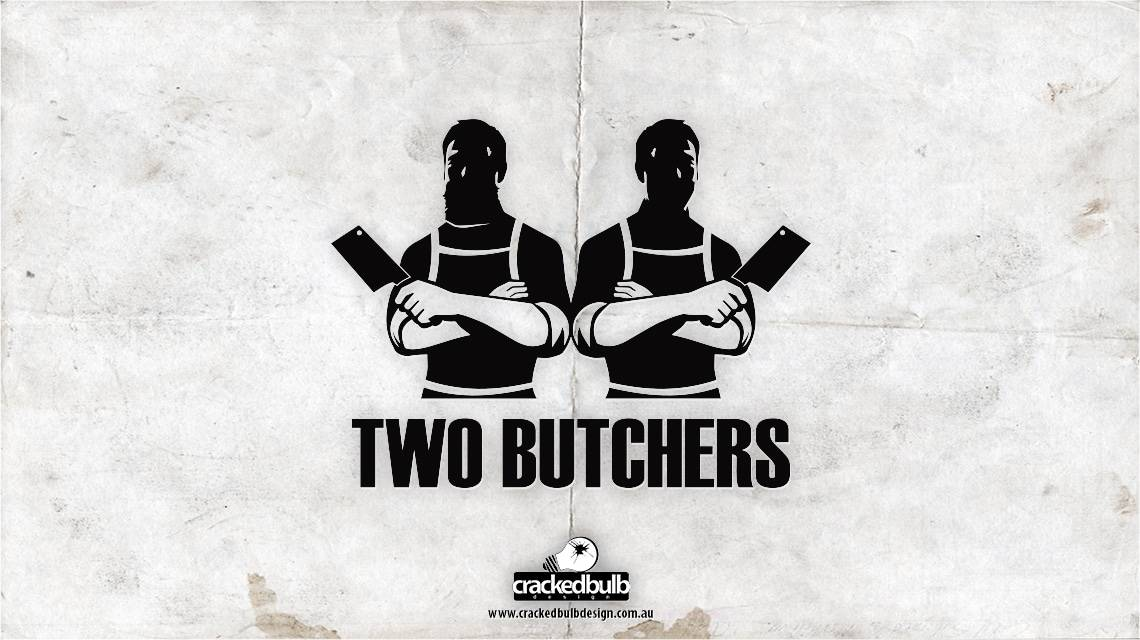 two-butchers-logo-design-brisbane-cracked-bulb