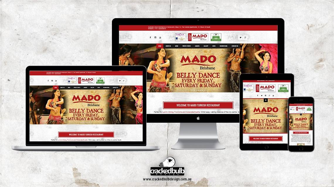 mado-restaurant-southbank-web-design-brisbane-cracked-bulb