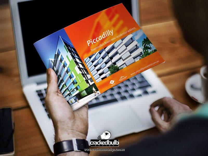 Piccadilly Development, Real Estate Brochure Design