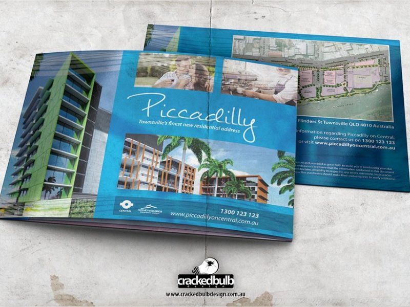 Piccadilly Development, Real Estate Brochure Design V2