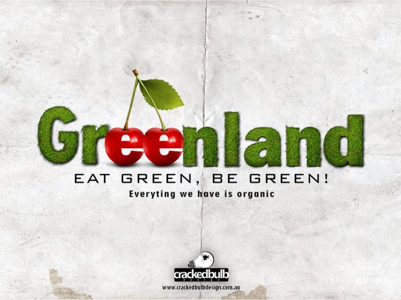 Greenland Logo Design