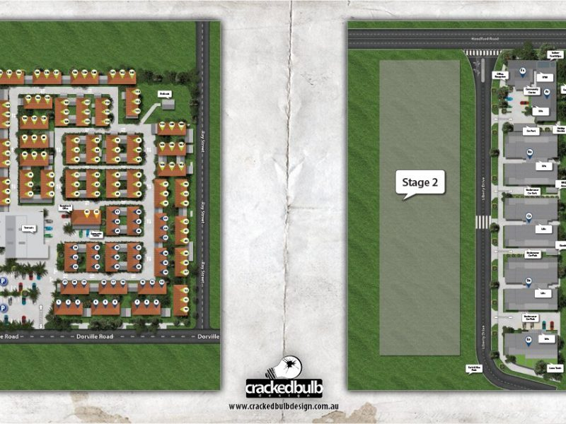 Liberty Senior Living Village Plan Designs