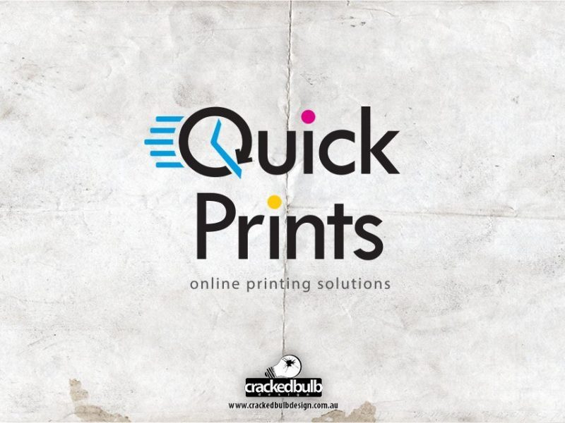Quick Prints Logo Design