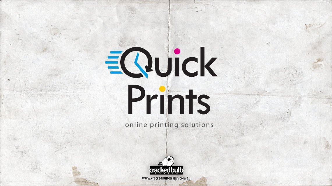 quick-prints-online-logo-design-brisbane-cracked-bulb-1